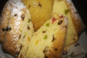Вкуснейший кекс «Любимый»! Самый классный рецепт из детства!