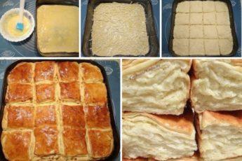 Погача с сыром! Пышная и нереально вкусная!