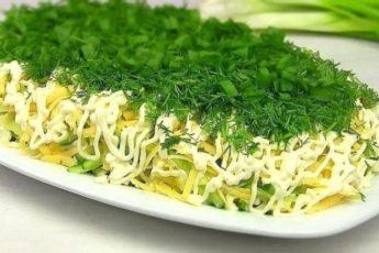 Новый, вкусный салат Селедка под новой шубой на каждый день!