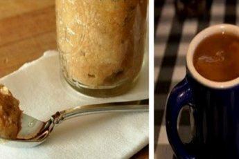 Одна чайная ложка в утреннем кофе растворяет килограммы более эффективно, чем большинство других средств 1