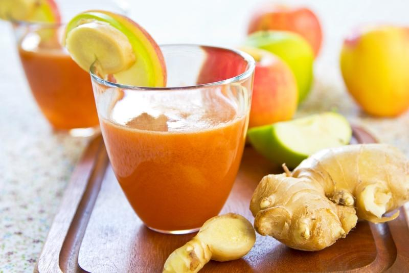 carrot-with-apple-and-ginger-juice