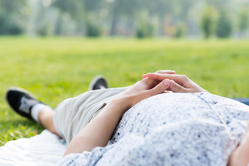 man-relaxing-in-the-park